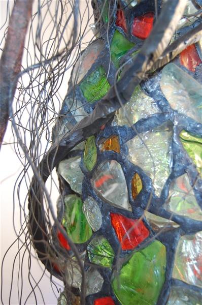 leadedchunkglasslampsculpturedetai4